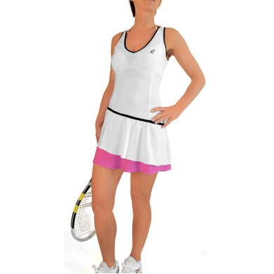 Australian Kleid 2012 weiss Damen (Größe L)