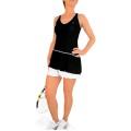 Australian Kleid 2012 schwarz/grau Damen (Größe M)