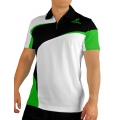 Australian Polo Shine weiss/lime/navy Herren (Größe S)