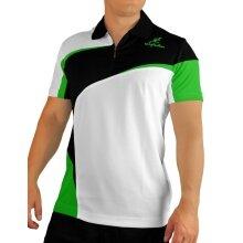 Australian Polo Shine 2012 weiss/navy/lime Herren (Größe S)