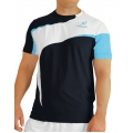 Australian T-Shirt Shine 2012 navy/weiss Herren (Größe S)