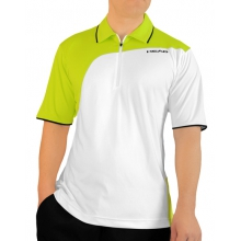 Head Polo Buffalo 2012 weiss/lime Herren