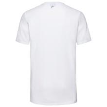 Head Tshirt Club Technical 2021 weiss Herren