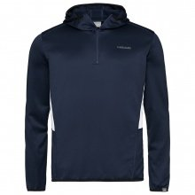 Head Hoodie mit Kapuze Club Technical Half-Zip 2021 dunkelblau Herren