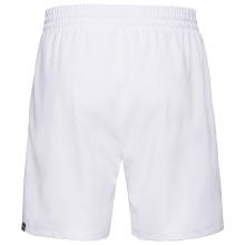 Head Tennishose Short Club 2021 kurz weiss Herren
