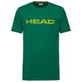 Head Tshirt Club Ivan 2019 grün/gelb Herren