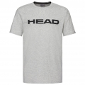 Head Tshirt Club Ivan 2019 hellgrau/schwarz Herren