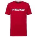 Head Tshirt Club Ivan 2019 rot/weiss Herren