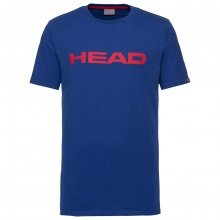Head Tshirt Club Ivan 2019 royalblau/rot Herren