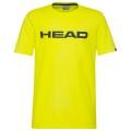 Head Tshirt Club Ivan 2019 gelb/dunkelblau Herren