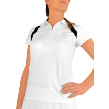 Head Polo Club Zip 2012 weiss/schwarz Damen