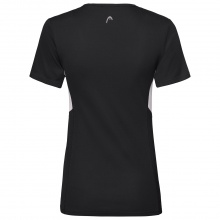 Head Shirt Club Technical 2019 schwarz Damen