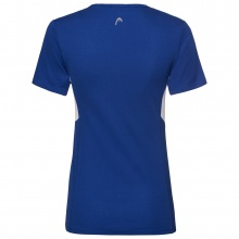 Head Shirt Club Technical 2019 royalblau Damen