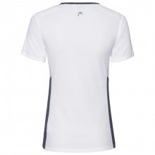 Head Shirt Club Technical 2019 weiss/dunkelblau Damen