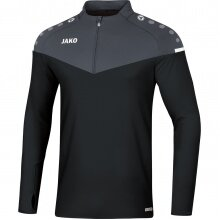 JAKO Langarmshirt Champ 2.0 schwarz Boys/Girls