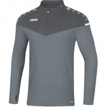 JAKO Langarmshirt Champ 2.0 grau Boys/Girls