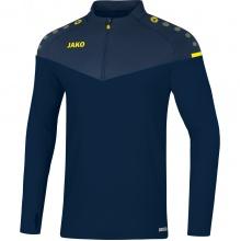 JAKO Langarmshirt Champ 2.0 marine/blau/gelb Boys/Girls