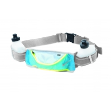 Nike Running Hydration Belt 2 Bottle grau