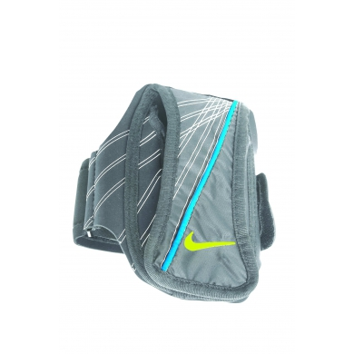 Nike Running Arm Wallet grau