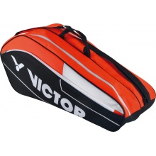 Victor Racketbag BR6211 Doublethermo 2019 orange 12er