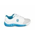 KSwiss Tubes Tennis 100 weiss/blau Tennisschuhe Damen