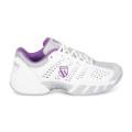 KSwiss BigShot Light weiss/purple Tennisschuhe Damen