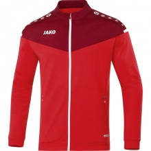 JAKO Polyesterjacke Champ 2.0 rot Boys/Girls