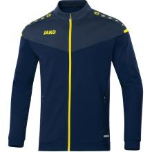 JAKO Polyesterjacke Champ 2.0 marine/blau/gelb Boys/Girls