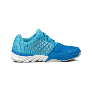 KSwiss X Court blau Fitnessschuhe Damen