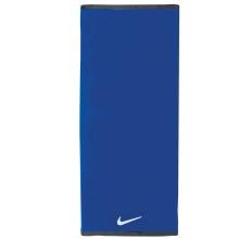 Nike Handtuch Fundamental blau 80x35cm