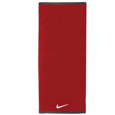 Nike Duschtuch Fundamental Towel (100% Baumwolle) rot 120x60cm