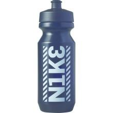 Nike Trinkflasche Big Mouth Nike Schriftzug 650ml schwarz/schwarz/weiss