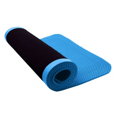 Nike Fitness Pilatesmatte Ultimate 8mm blau