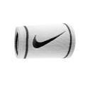 Nike Schweissband Dri Fit Jumbo weiss 2er