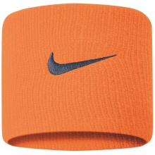 Nike Schweissband Swoosh orange/grau 2er