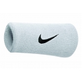 Nike Schweissband Swoosh Jumbo weiss/schwarz 2er
