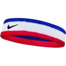 Nike Stirnband Swoosh habanero rot/weiss/blau 1er