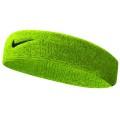 Nike Stirnband Swoosh atomic grün