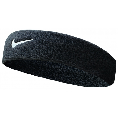 Nike Stirnband Swoosh schwarz