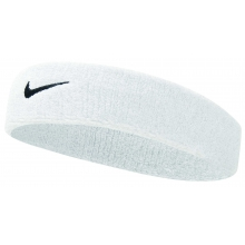Nike Stirnband Swoosh weiss 1er