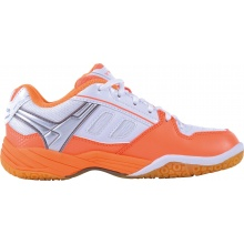 Victor SH A320L 2018 weiss/orange Indoorschuhe Damen