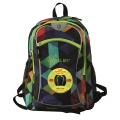 Wheel Bee Rucksack Night Vision Multicolor bunt 30 Liter