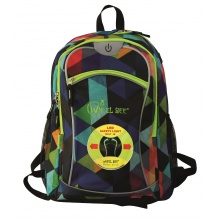 Wheel Bee Rucksack Multicolor 2017 bunt