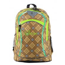 Wheel Bee Rucksack Multicolor 2017 braun