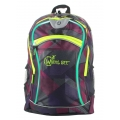 Wheel Bee Rucksack Night Vision purple 30 Liter