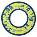 Neoprene Ring gelb/blau