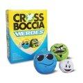 Crossboccia® Doublepack HEROES 2x3er Set für 2 Spieler Mexican & Dude