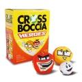 Crossboccia® Doublepack HEROES 2x3er Set für 2 Spieler Super & Nerd