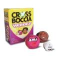 Crossboccia® Doublepack HEROES 2x3er Set für 2 Spieler Blond & Muffin