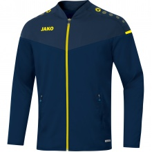 JAKO Präsentationsjacke Champ 2.0 marine/blau/gelb Boys/Girls